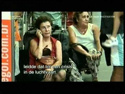 Air Crash Investigation - Gol Flight 1907 Part 6/6 Dutch Subtitles