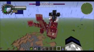 getlinkyoutube.com-「Minecraft」 黄昏のボスVSウィザー[ゆっくり実況]