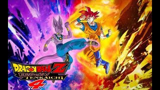 getlinkyoutube.com-Dragon Ball Budokai Tenkaichi 3 Modo Historia Completa La Batalla De Los Dioses Versión Latino