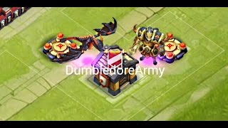getlinkyoutube.com-Castle Clash - Aries Gameplay!! #1