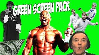 getlinkyoutube.com-green screen pack - meu pack da zoeira