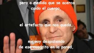 PALABRAS DE LEONARDO FAVIO DESPIDIENDOSE  ..wmv