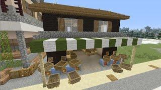 【MineCraft】一級建築士を目指して!! 第19話 ~八百屋/Greengrocer~ 【実況】