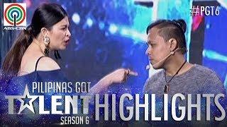 Pilipinas Got Talent: Angel, nakipagtagisan ng galing sa pag arte kay Michael