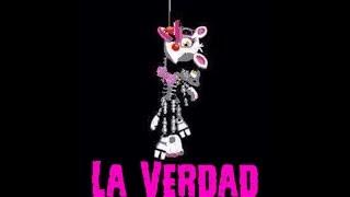 getlinkyoutube.com-La Verdad Sobre El Suicidio De Mangle De Five Nights At Freddy's World | FNAF World