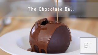 getlinkyoutube.com-The Chocolate Ball | Byron Talbott