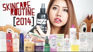 getlinkyoutube.com-Bucciime :: Skincare Routine สกินแคร์ที่ใช้ประจำ ลูกรักทั้งหลาย | 2014 Edition