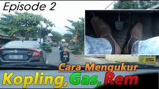 Cara Mengukur Kopling Gas dan Rem. Eps2