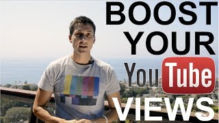 getlinkyoutube.com-Boost YouTube Views: 8 Simple Tricks To Turbo Charge your Video Traffic