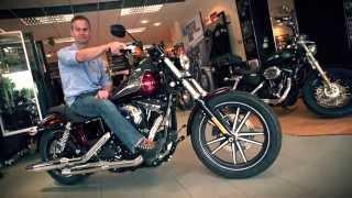 getlinkyoutube.com-Harley-Davidson® Dyna Street Bob® Special Review
