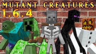 getlinkyoutube.com-Mutant Creatures MOD minecraft: ¡¡¡GUERRA DE MUTANTES¡¡¡