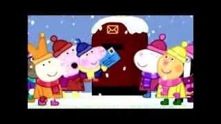 getlinkyoutube.com-粉紅豬小妹中英文版第1集 佩佩的聖誕節 Peppa Pig's Christmas Mandarin&English