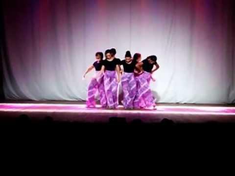 Coreografia Geração bem aventurados - Ministério de dança kadesh