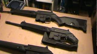 getlinkyoutube.com-Kel Tec SU-16 series Rifles: Simple to Maintain