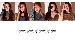 Red Velvet (레드벨벳)   Peek A Boo (피카부) Han   Rom   Eng