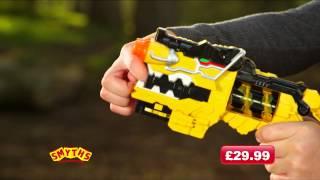 getlinkyoutube.com-Smyths Toys - Power Rangers Deluxe Dino Charge Morpher