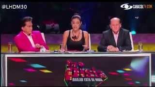 """getlinkyoutube.com-La Pista- Carolina Ramírez bailando """"Tiempo de Vals"""""""