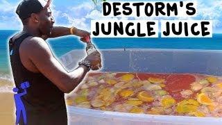 getlinkyoutube.com-How to make Destorm's Jungle Juice! - Tipsy Bartender