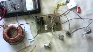 getlinkyoutube.com-Лабораторный блок питания 0-30 В