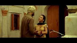 Romantic Scene Of 'WANDD' Punjabi Short Movie (2014)