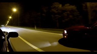 getlinkyoutube.com-Nitrous Corvette Z06 vs 2011 Twin Turbo 5.0