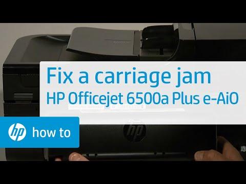 Driver Hp Officejet 6500a Plus E-All-In-One Printer E710n