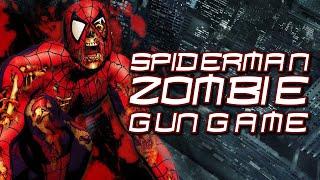 getlinkyoutube.com-SPIDERMAN ZOMBIES - GUNGAME ★ Call of Duty Zombies Mod (Zombie Games)