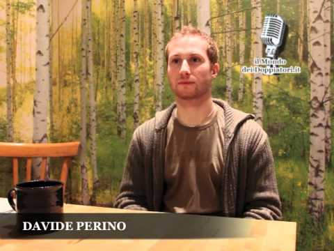 Intervista a DAVIDE PERINO (2012) | ilmondodeidoppiatori.it