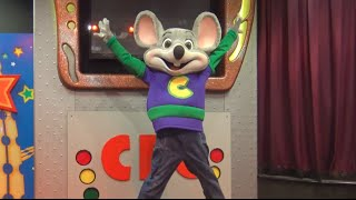 getlinkyoutube.com-Birthday 2016 - Chuck E. Cheese's