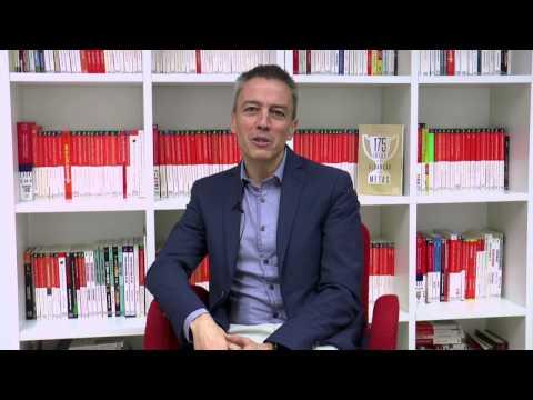 Álvaro Merino presenta '175 ideas para alcanzar tus metas'