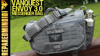 getlinkyoutube.com-Vanquest Envoy 3.0 Messenger Bag: Still The Best! (IMO) - Preparedmind101
