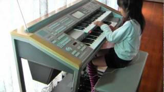 getlinkyoutube.com-ルパン三世'78 【Lupin the 3rd '78】 エレクトーン演奏