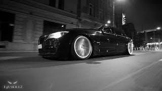 getlinkyoutube.com-LOW BMW 7 Series w/ Vossen Wheels