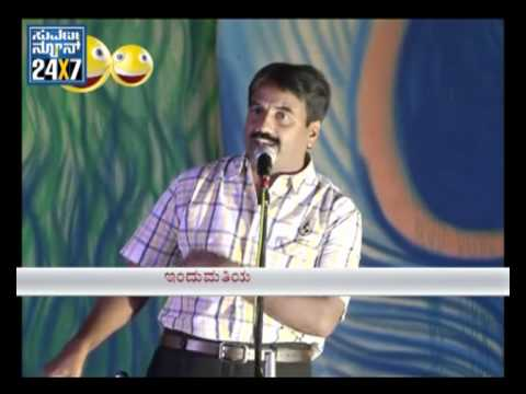 Pranesh Pataki - comedy show - seg_3 - Suvarna news