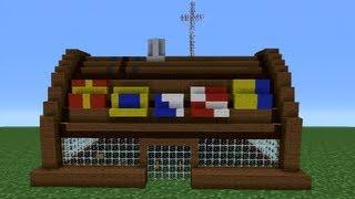 getlinkyoutube.com-Minecraft 360: How to Build The Krusty Krab