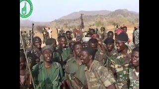 جلالات مصورة للجيش السودانى انتاج التوجيه المعنوى