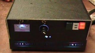 getlinkyoutube.com-Texas Star DX1600X Output Test