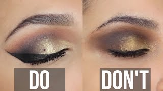 getlinkyoutube.com-Eyeshadow DO's & DON'Ts