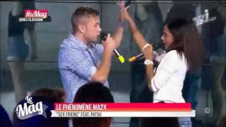 getlinkyoutube.com-MA2X / REPLAY LIVE SEX FRIEND LE MAG NRJ12 07.10.2014