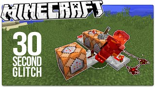 getlinkyoutube.com-Walk Around DEAD in Minecraft Using This 30 Second Redstone Trick! (Minecraft Glitches)