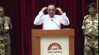getlinkyoutube.com-Dr Subramanian Swamy speech at Indian Institute of Management (IIM) Bangalore