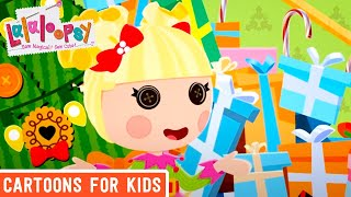 getlinkyoutube.com-Lalaloopsy Webisode | It's a Wrap | Lalaloopsy