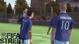 getlinkyoutube.com-Fifa Street Gameplay Xbox 360- Francia Vs Holanda. el partido de las CHILENAS!!!