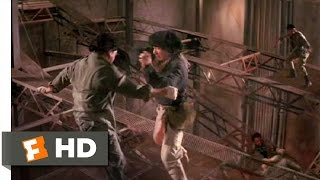 getlinkyoutube.com-Operation Condor (6/9) Movie CLIP - Platform Brawl (1991) HD