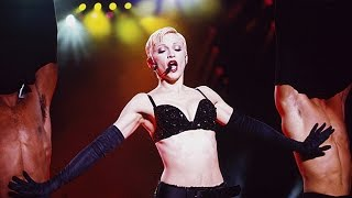 getlinkyoutube.com-Madonna - The Girlie Show (1993) (Live Down Under)