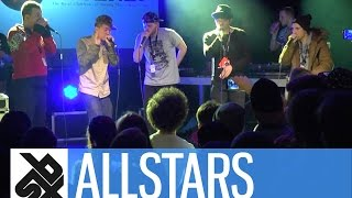 getlinkyoutube.com-Grand Beatbox Battle 2014  |  Allstars Jam