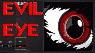 getlinkyoutube.com-Black Ops 3 Evil Eye Emblem Tutorial EASY - Black Ops 2 -