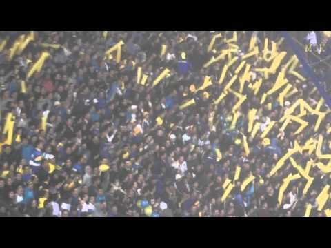 Boca UdeChile Lib12 / Se fue la B - Esta es la banda