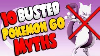 getlinkyoutube.com-10 BUSTED Pokemon GO Myths (That People Still Believe)
