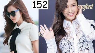 getlinkyoutube.com-Once SNSD . Jessica Jung . 160929 . 160930 . Airport Fashion . YSLXGoogle Glass 150128 . Missicanet